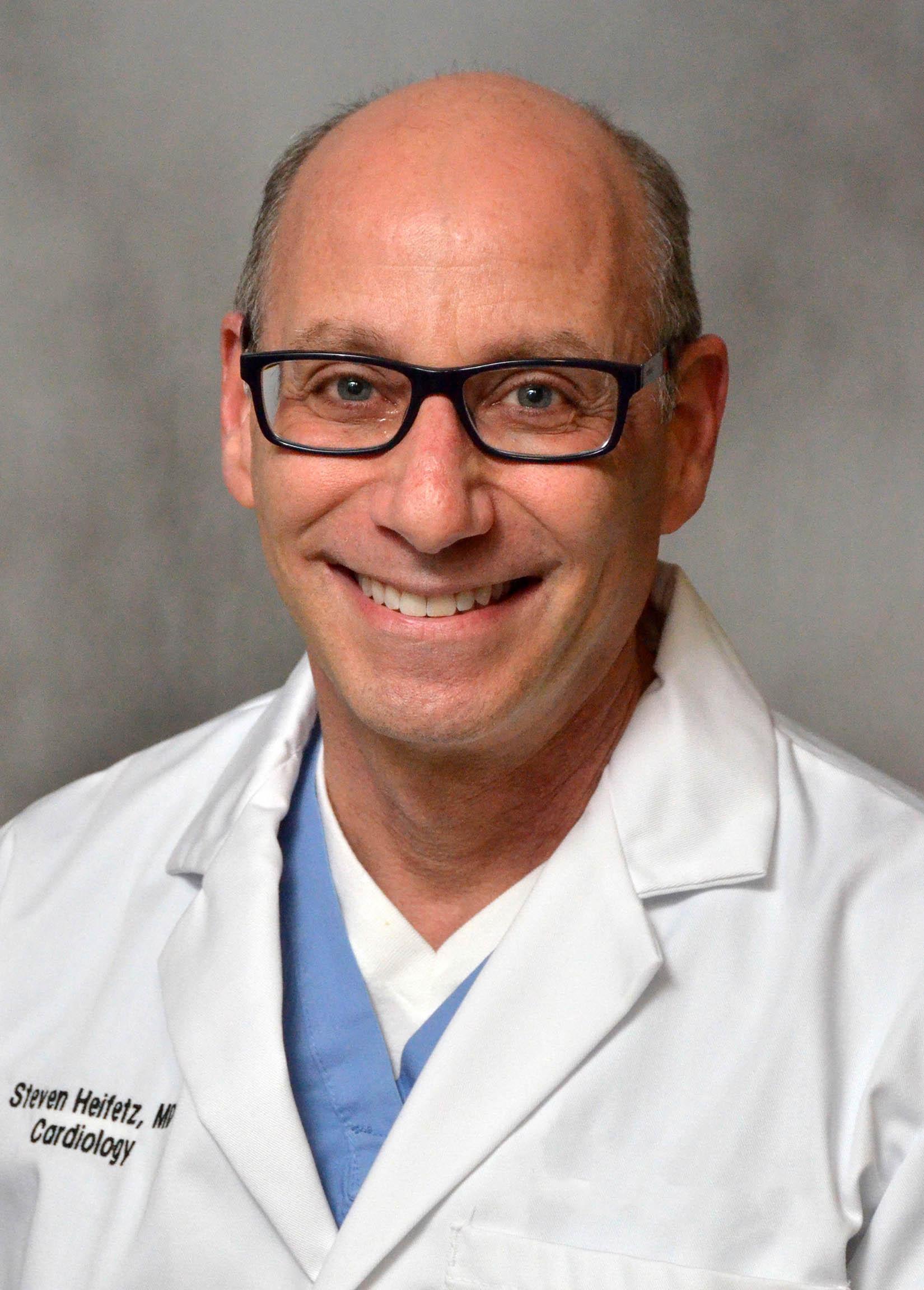 STEVEN HEIFETZ, MD, FACC