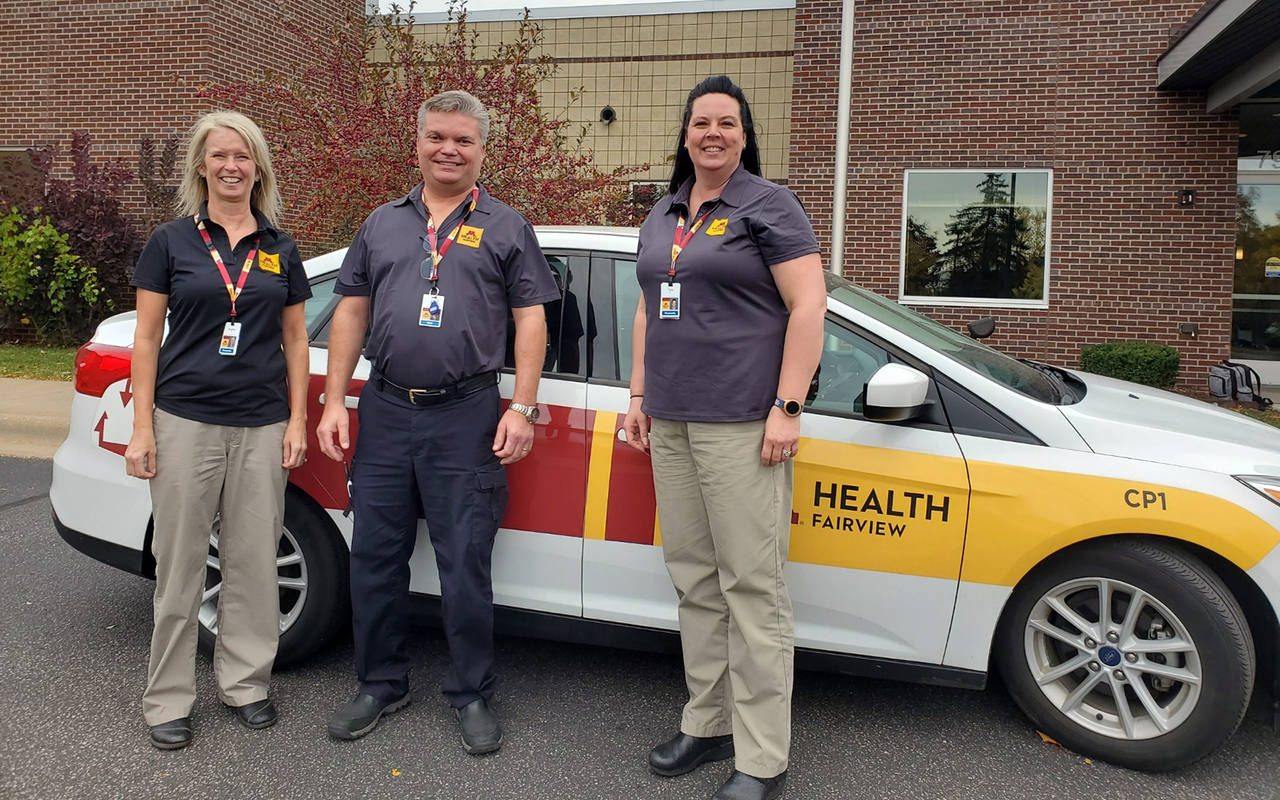 WIth athome visits Community Paramedics reduce COVID19 risks for the most vulnerable